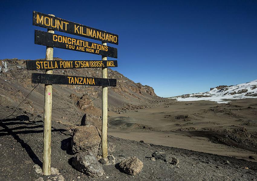 6 Days 5 Nights Kilimanjaro Climb – Marangu Route